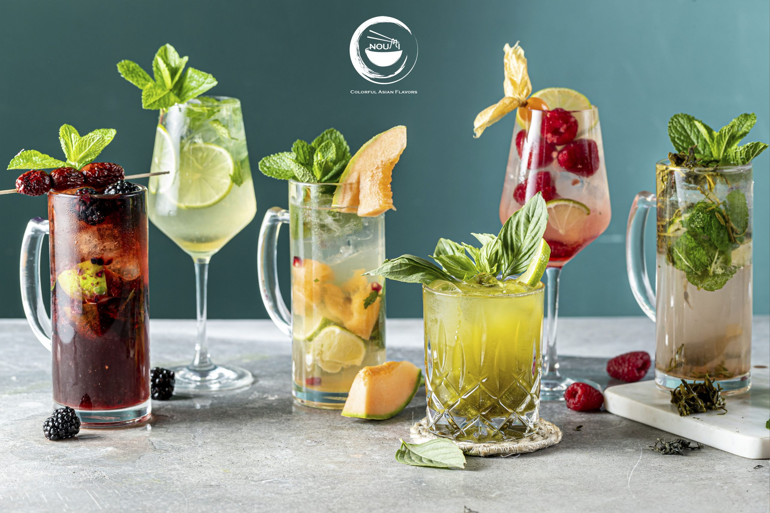 NOUMì Cocktails